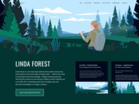 Forest  Web site