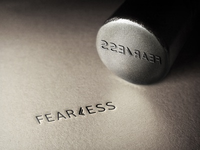 FEARLESS - Health & Active People Organization Logo