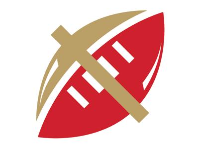 49ers alt logo san francisco 49ers football nfl niners