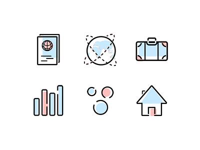 App Icon set mobile design icon set icons