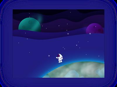 Game design concept game illustration design