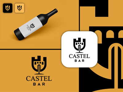 Logo design typography vector logo identity fiverr branding illustrator minimal brand