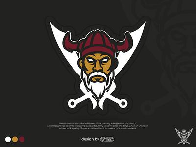 Viking web app icon flat ux artwork branding design illustration illustrator minimal brand