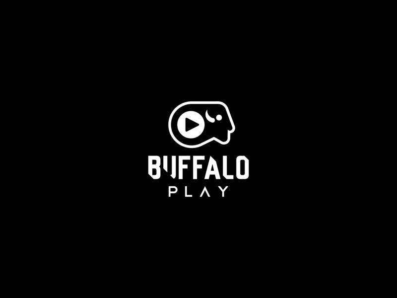BuffaloPlay graphic deisgn logo design animation artwork icons website icon lettering flat fiverr illustration typography vector minimal logo illustrator identity design branding brand