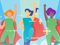 Women's International Day for Google Play