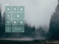 Windows 10 Live tiles modification