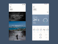 Weatherly, a Weather app Day 4