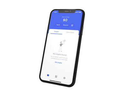 Buy crypto directly in Wallet coinbase product design crypto currency crypto