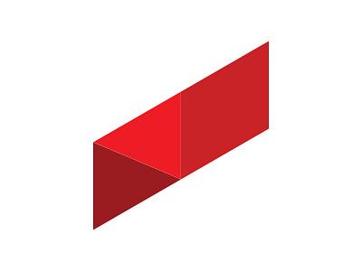 Chair logo triangles chair