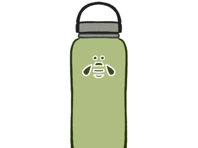 Hydro flask (8/100 days)