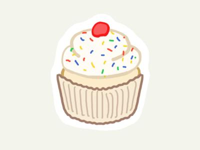 Cupcake (11/100 days)