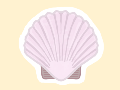 Seashell (12/100 days)