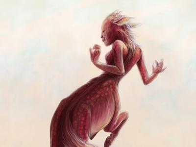 Centaur design character photoshop illustration