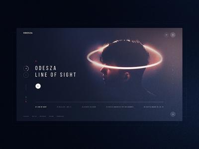 Odesza Redesign Concept