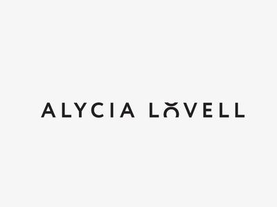 Alycia Lovell Logo Design