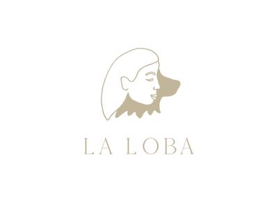 La Loba Swimwear Logo