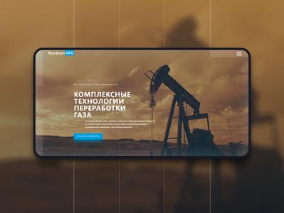 Hero banner - ver. Oil