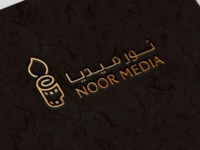 Noor Media production logo