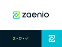 Zaenio Logo