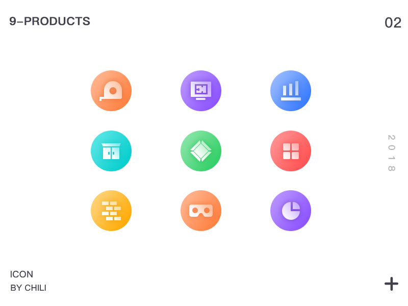 Decoration products icon icon