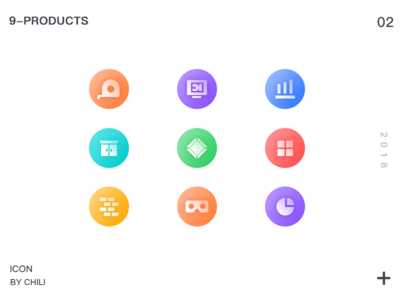 Decoration products icon