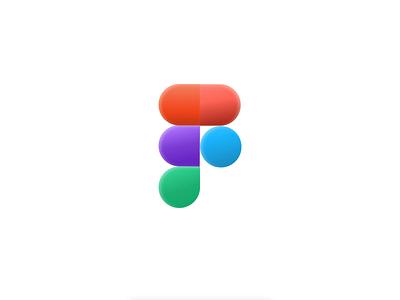 Figma Logo Animation iconography uidesign 3d animation design protopie5.0 3d art logo animation web figma