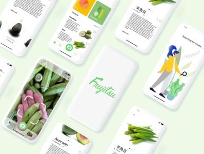 Mobile App Concept-Frujitsu