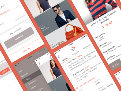 Ecommerce Mobile App for Magento API api magento app mobile ecommerce