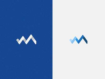 m'mountains / logo design