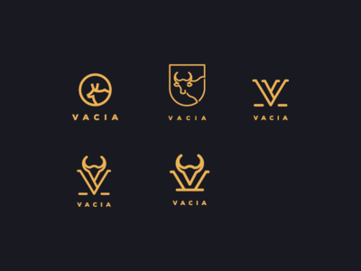 Vacia / Logo Design