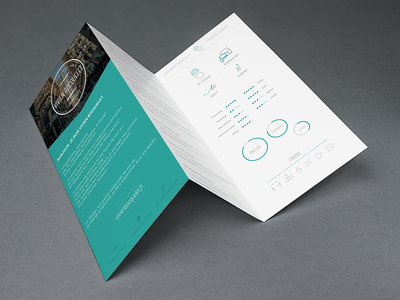 2014 Personal Resume  resume cv curriculum mockup identity color trifold