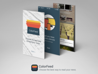ColorFeed - side project