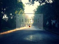 La Rustine brand identity