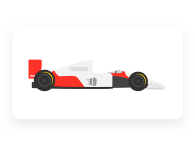 Formula 1 vectorized vector race cars formula