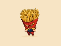 French Fries Paul Phoenix
