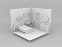 Room | 3D