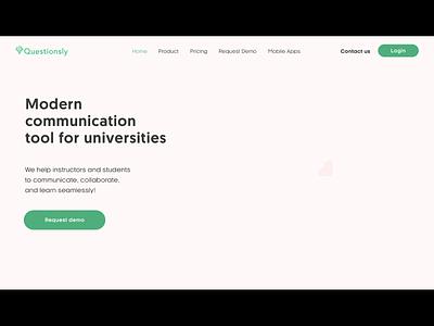 Website redesigning design ui  ux redesign interaction colorful design creative illustration ui
