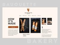 Baguette Bread Web
