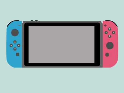 Nintendo Switch By Clare Smith Dribbble Dribbble