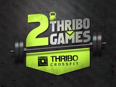 Thribo Games Logo
