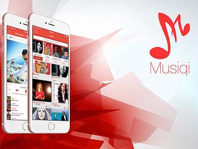 Musiqi App