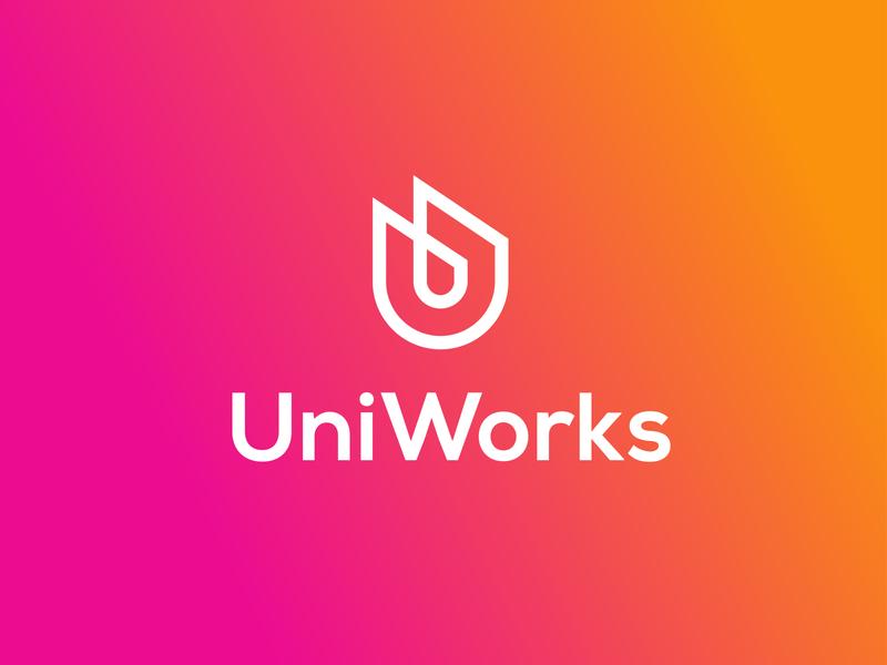 UniWorks - Logo Design