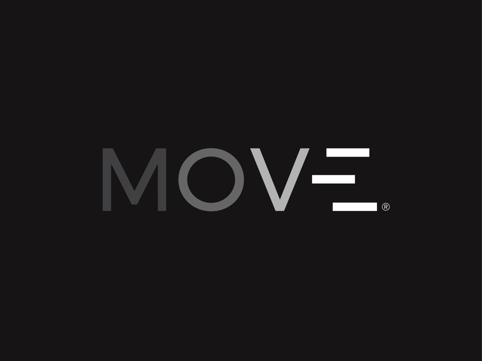 Move Logo Design By Ashraful Islam On Dribbble