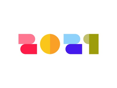 2021 brand designer numbers symbol letters 2021 design happy holiday happy new year happy new year new year 2021 animation typography logo 2021 trend 2021 calendar 2021