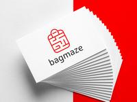 Bag Maze Logo
