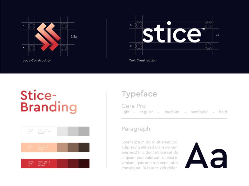Stice Branding