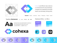 Cohexa - Brand Identity