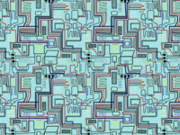 Electronic devices pattern