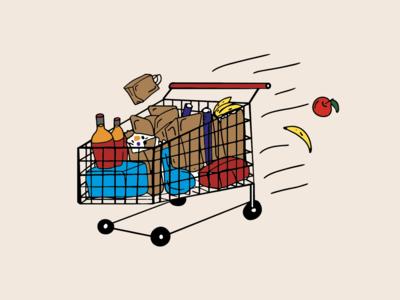 supermarket drive