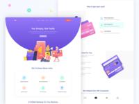 GoPay | Payment Gateway Website